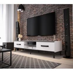 Szafka RTV MONDI 150 cm - biały